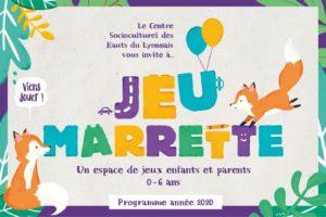 5 - 4 Activité Parents Jeu Marrette